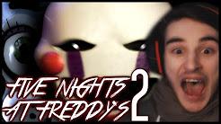 Let's Play Five Nights at Freddy's 2 (Deutsch/German) (Abgeschlossen | 100% - Alle Custom Nights)