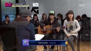[Kpop Star 2] Give Love - Akdong Musician