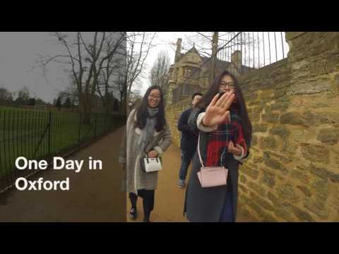 One Day in Oxford(Rough Cut)