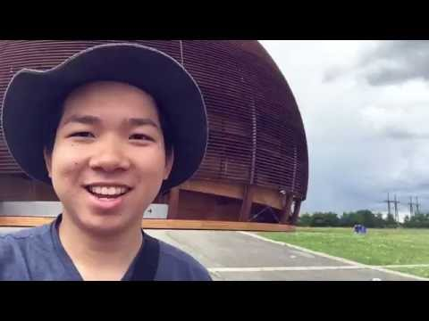 A Day in Geneva Part 3: CERN || Vlog 19
