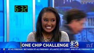 Funniest One Chip Challenge Ever (World's Hottest Chip)