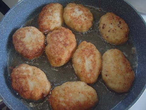 Рецепт котлет из фарша говядины и свинины