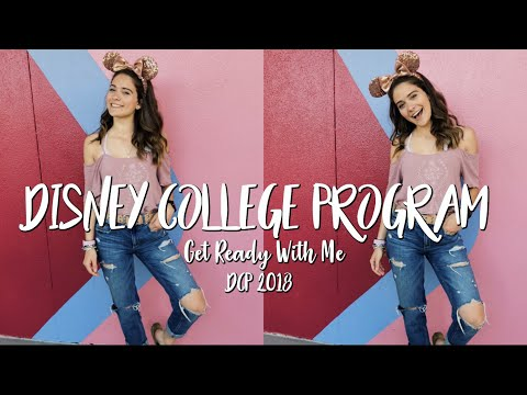 Disney College Program Get Ready With Me | DCP 2018