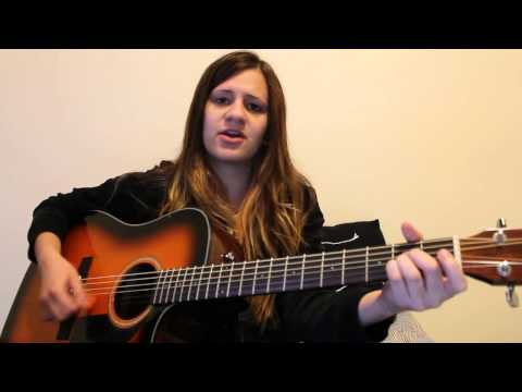 Leilane Verga - Picture Perfect (Escape the Fate acoustic cover)