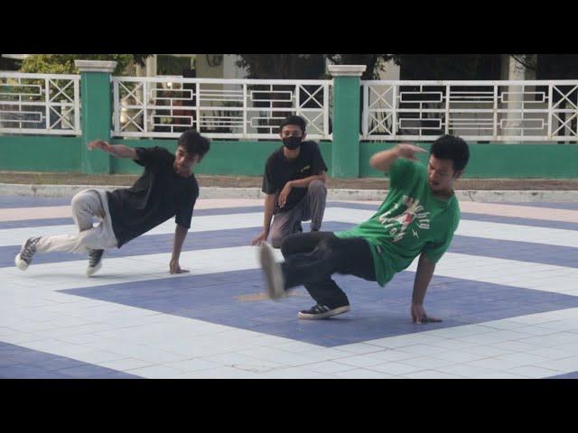 Latihan Cabor Dancesport Dalam Persiapan Kejurprov 2021