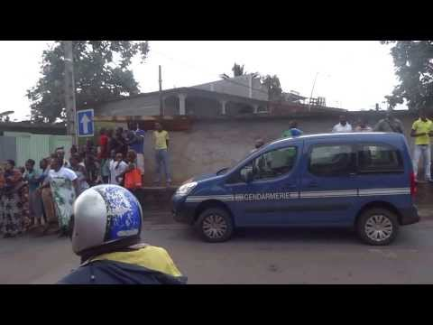 Arrestation à Koungou - Mayotte 2