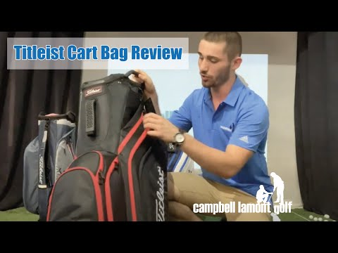 Titleist Cart Bag Review