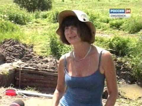 Раскопки в Гнёздово. Специальный репортаж. Вести 24