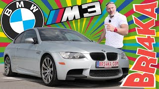 BMW M3 E92 | E90 & E92 | Test and Review | Bri4ka.com