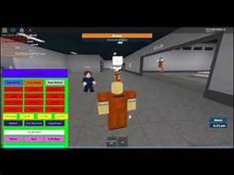 Working Prison Life 2 Gear Giver Fe Youtube
