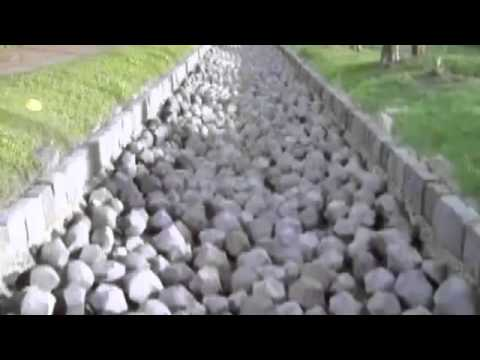 Roman Roads   How They Were Built