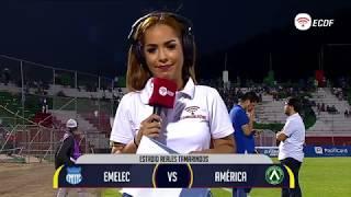 Copa Ecuador  Emelec Vs América De Quito  8avos De Final  Vuelta
