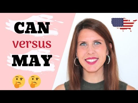 Difference Between Can and May in English Grammar