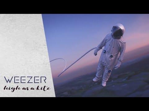 WEEZER - High As A Kite | lyrics |