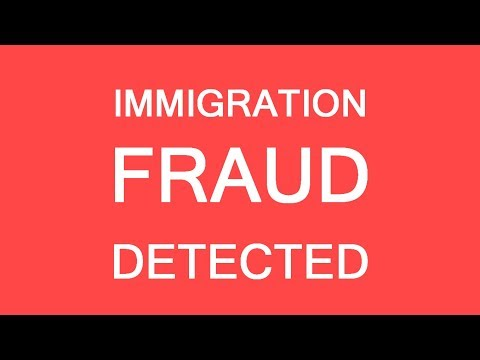 Nigerian immigration fraud example. Another one..........
