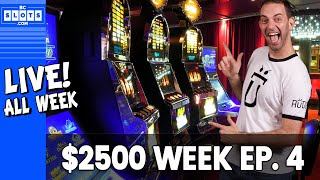 Baixar 🔴 THU LIVE 👍➡️ Ep. 4 💰 $2500 @ San Manuel Casino ✪ BCSlots (S. 13 • Ep. 4)