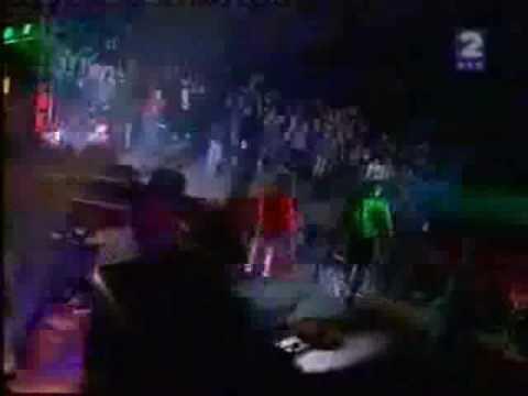 The Prodigy - No Good (Live @ Pionir Hall, Belgrade, Serbia, 08-12-1995)