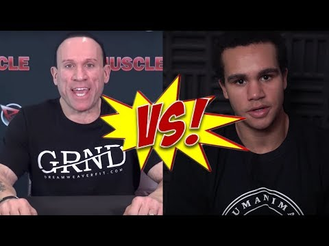Dave Palumbo Vs Vegan Gains Debate – Who's Going To Win? (my opinion because you asked for it)
