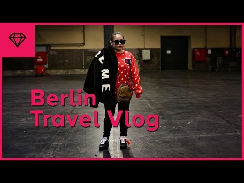 Berlin Travel Vlog | nitro:licious