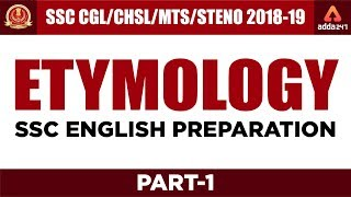 3 P.M - SSC CGL/CHSL/MTS/STENO 2018-19 | ETYMOLOGY | SSC ENGLISH PREPARATION | Part 1 screenshot 3