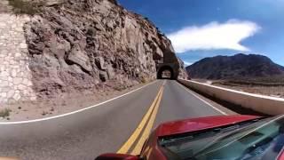 Mendoza _ Camino a Las Cuevas - Tuneles en 360º