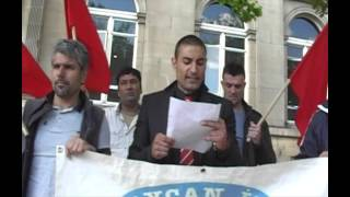 7th Anniversary of South Azerbaijan National movement. Leeds 2013