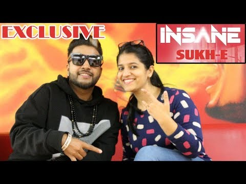 SUKH-E talks about INSANE song | EXCLUSIVE...