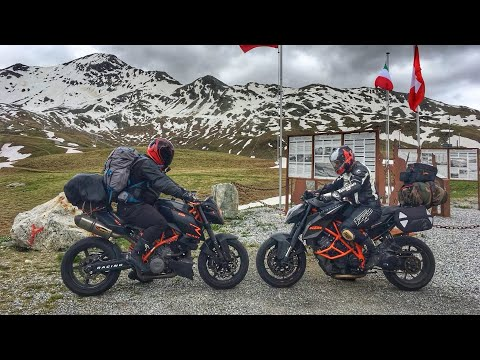 F*cking RoadTrip 2018 / France, Switzerland, Italy, Liechtenstein, Austria