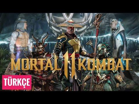 Mortal Kombat 11 TÜRKÇE (Altyazılı Mk) Hikaye Full - Tek Parça