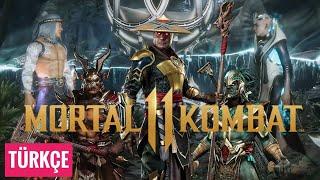 Mortal Kombat 11 TÜRKÇE (Altyazılı mk) Hikaye Full