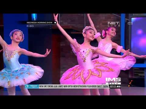 Ballet Peserta Asian Grand Prix International Ballet Competition 2017