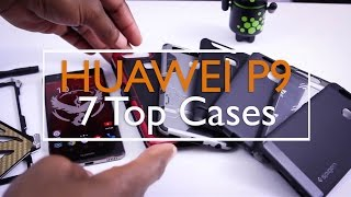 7 Top Cases for the Huawei P9(In today's video we will take a look at 7 TOP Cases for the Huawei P9. I've had this phone for a few months now and finally it's time to get it a little shine., 2016-07-23T03:42:10.000Z)