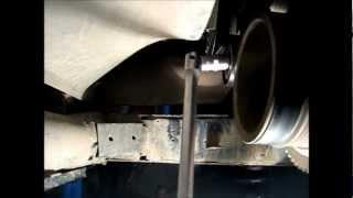 Інструкція. Як замінити ремінь, змз-409 євро3