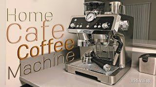 수많은 홈카페 커피머신 후보들 중 고른.! 드롱기 라스…