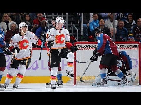 Bennett makes quick deke and beats Varlamov