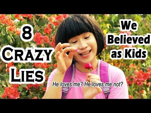 8 Crazy Lies We Believed as Kids (Walong Maling Bagay na Pinaniniwalaan Natin Noong Bata Pa)