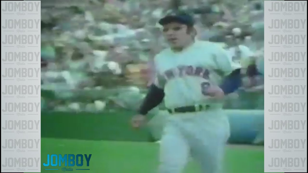 Yogi Berra and The Mets argue a blown call in the 1973 World Series, a breakdown