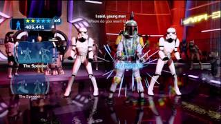 Kinect Star Wars: Galactic Dance Off - Empire Today(Extended)