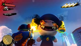 Sunset Overdrive - Chaos Squad: Destroy Fizzie Mission: 8 Player Coop Jump on Satelites Gameplay