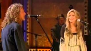 Robert Plant en Alison Kraus....gong gone gone
