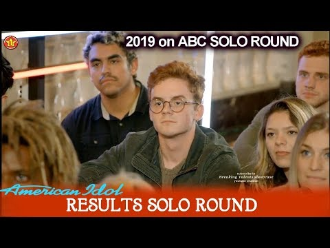 RESULTS SOLO ROUND Room 1 Who Moved On Or Eliminated? Top 40? | American Idol 2019 SOLO Round