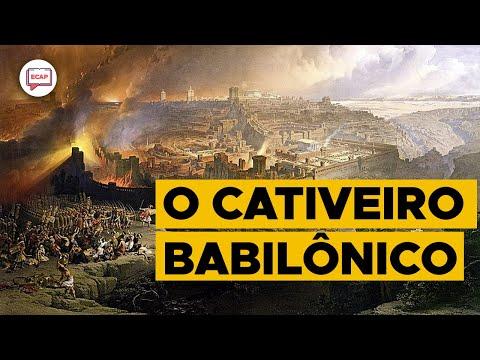 O Cativeiro Babilônico - (Livro de Jeremias)
