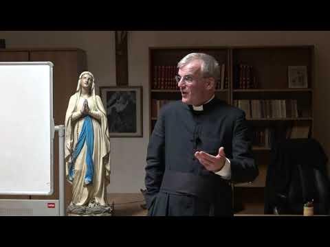 Catéchisme pour adultes - Leçon 04 - Le mystère Trinitaire - Abbé de La Rocque
