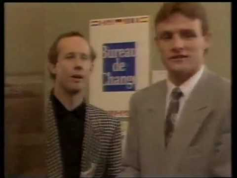 Liam Brady & Kevin Moran Irish Permanent TV Ad 1990