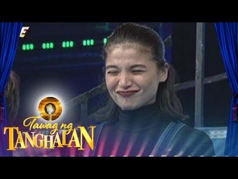Tawag ng Tanghalan: Anne's denim jumper