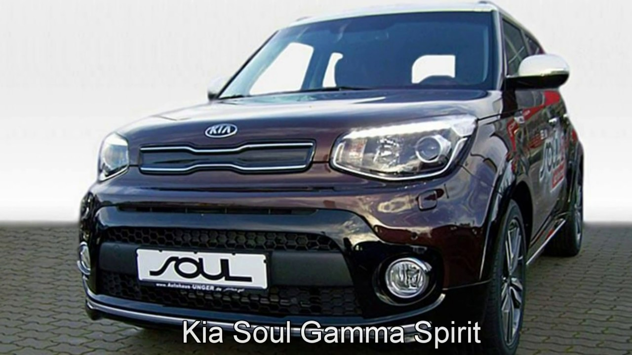 kia soul 1 6 spi gamma spirit 416319 russet brown autohaus unger youtube. Black Bedroom Furniture Sets. Home Design Ideas
