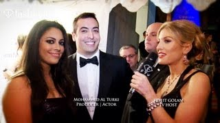 Producer Mohammed Al Turki Interview Hosted by Hofit Golan | FashionTV