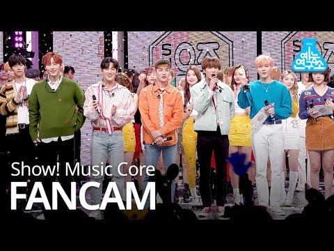 [예능연구소 직캠] No.1 Encore Ver. / NU'EST - LOVE ME, 뉴이스트 - LOVE ME @Show!MusicCore 20191102