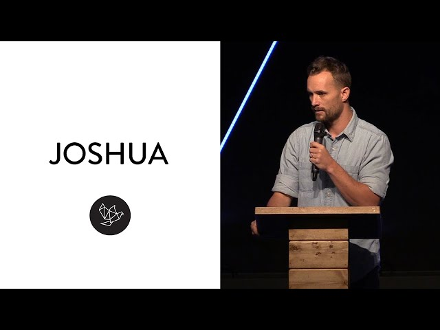 Joshua 3: 1-5 -- Discover God's Will for Your Life (02/10/2019)