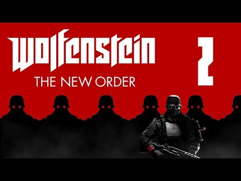 GO ON BLAZKO!!! | WOLFENSTEIN: THE NEW ORDER ÜBER DIFFICULTY #2 - 09.25.